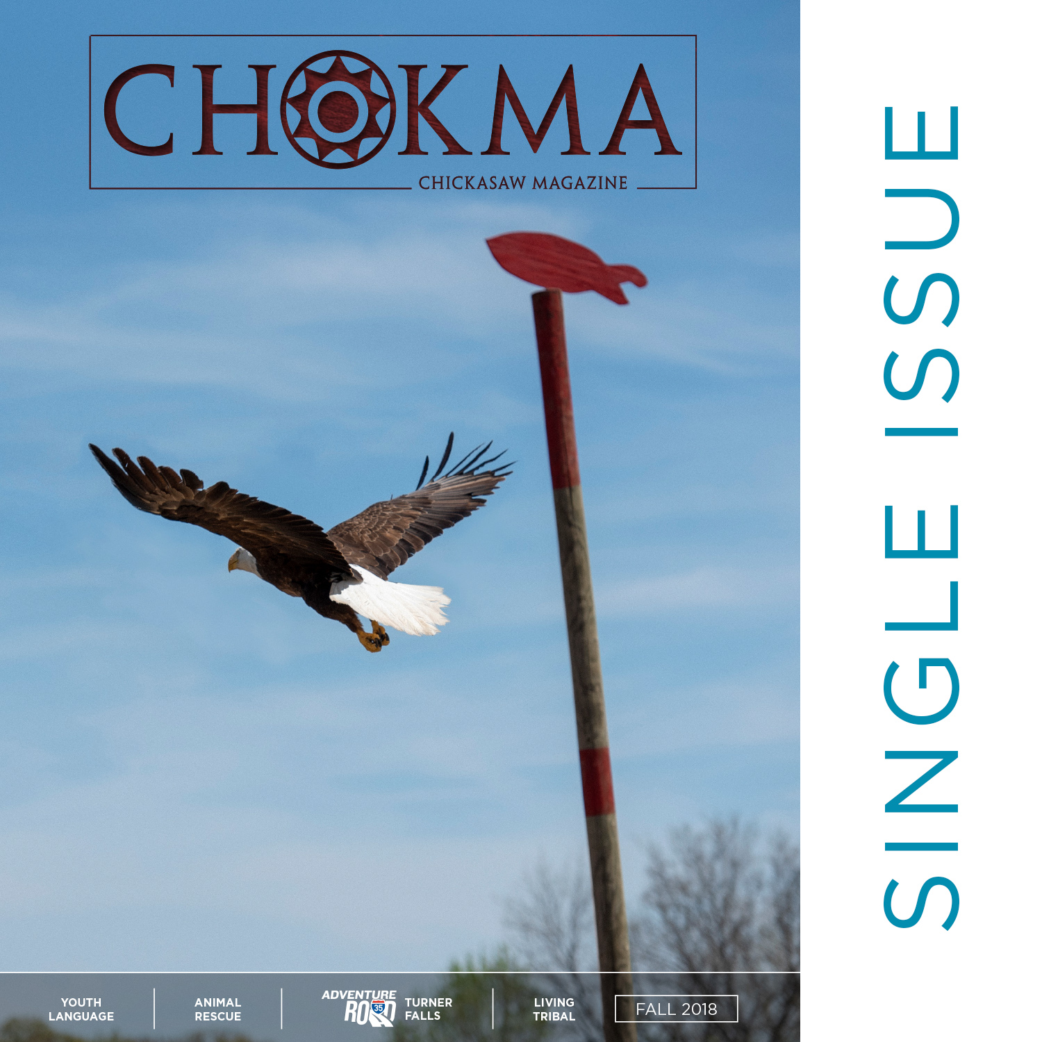 Chokma Magazine - Fall 2018 Issue