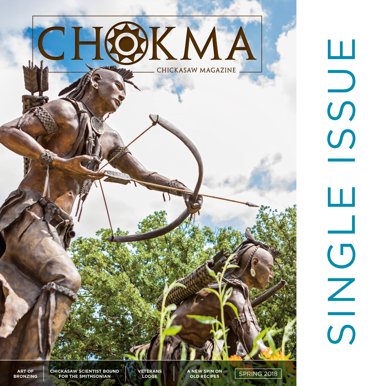 Chokma Magazine - Spring 2018 Issue