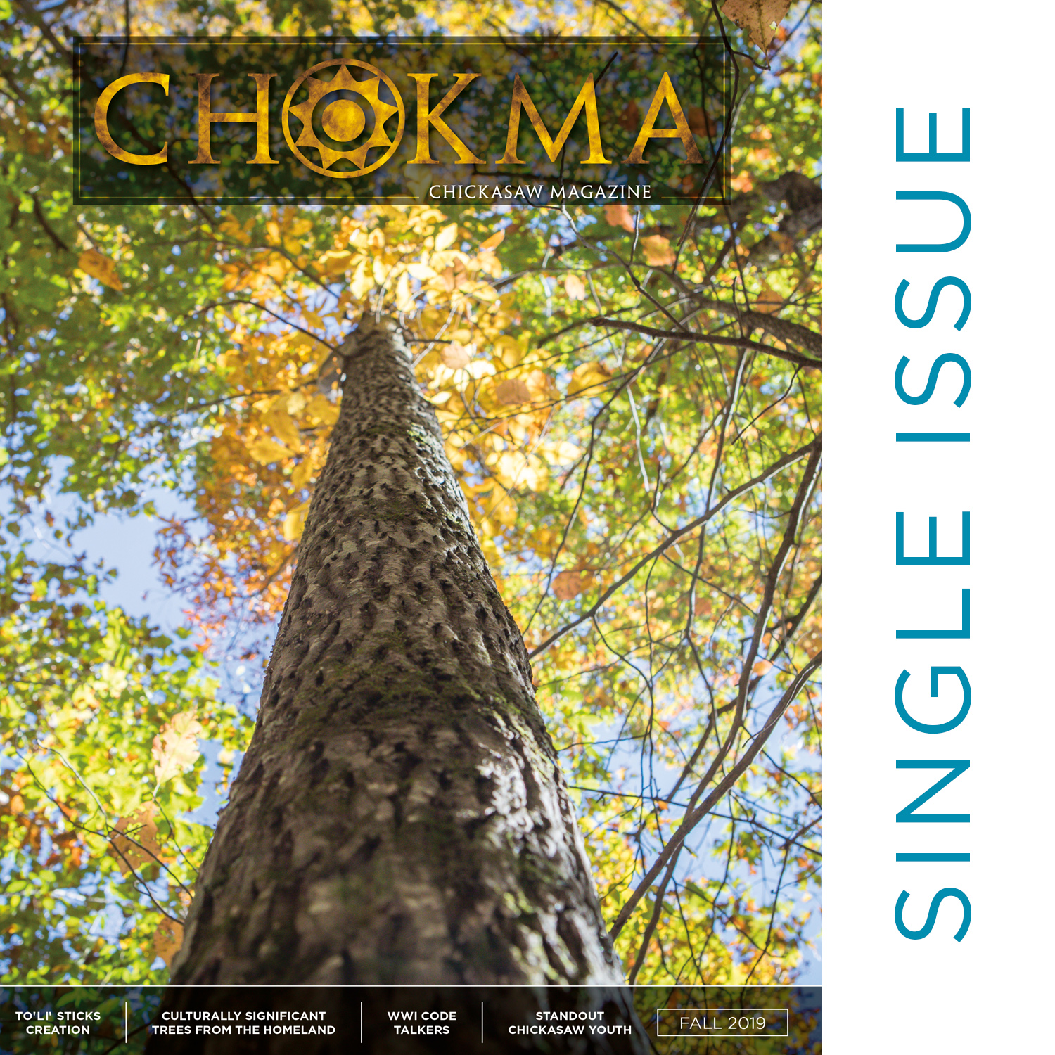Chokma Magazine - Fall 2019 Issue