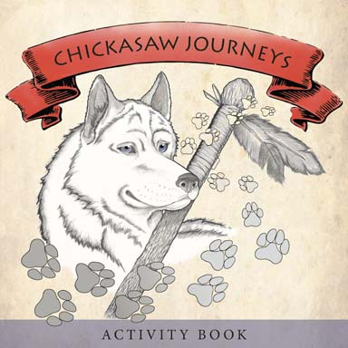 Chickasaw Journeys Activity Book