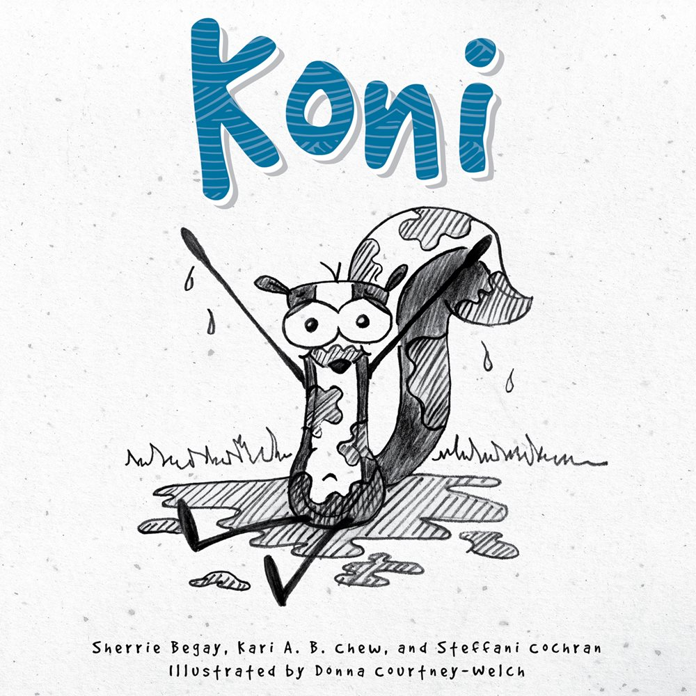Koni (Pre-Order Available for shipment Oct 4th)
