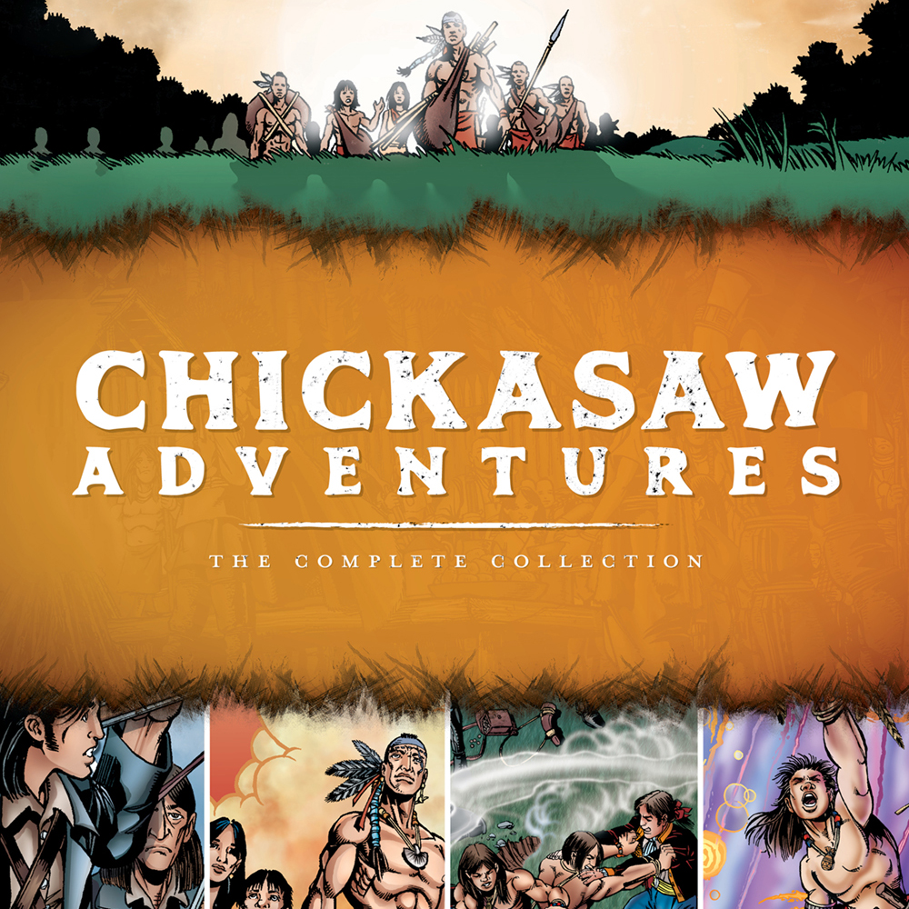 Chickasaw Adventures: The Complete Collection